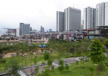 Chulalongkorn Century Park, Bangkok, photo J Breuste 2018